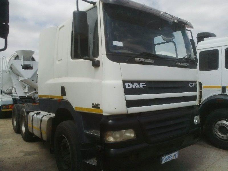 2005 DAF CF 85