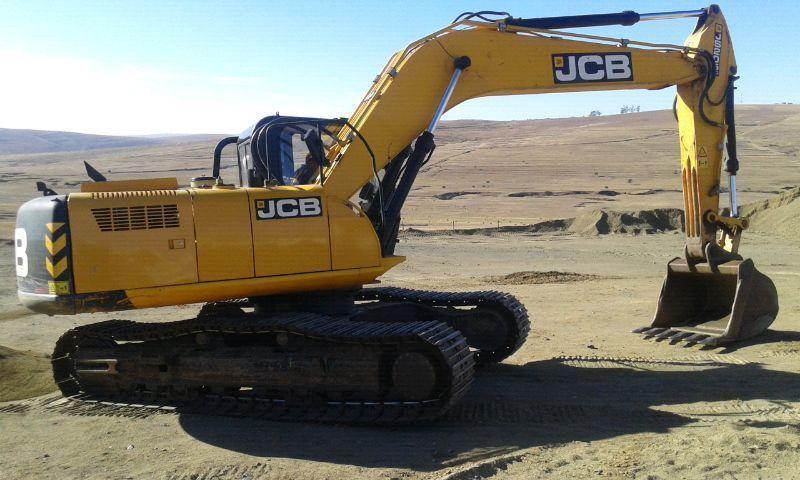 JCB JS205 EXCAVATOR