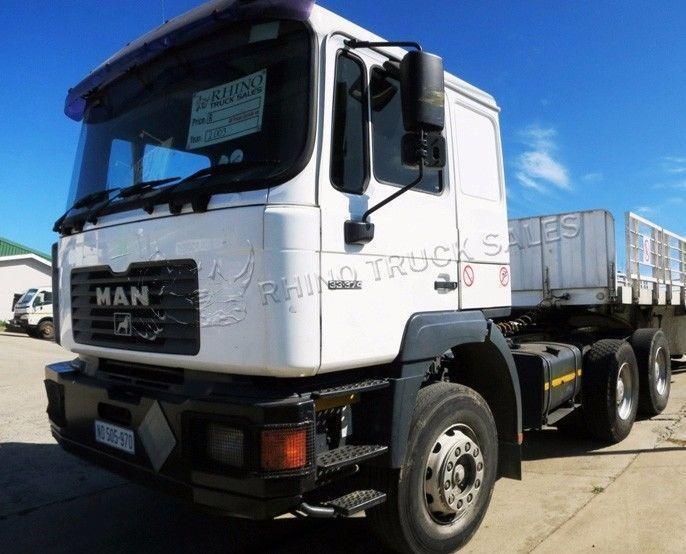 2003 Man 33-374 Truck Tractor