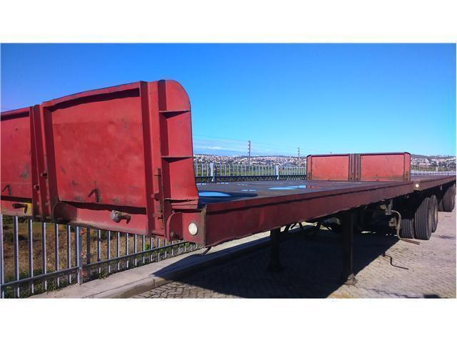 Henred Fruehauf Link 6 and 12 meter