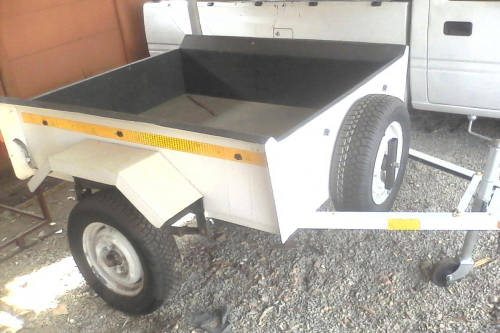 Small strong trailer