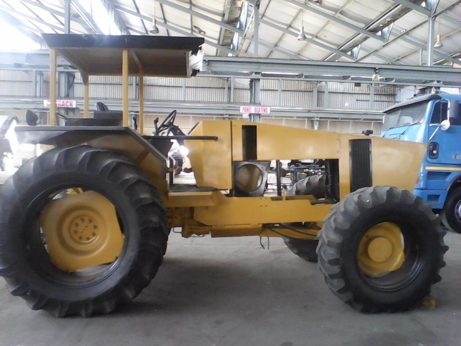Tractor repairs