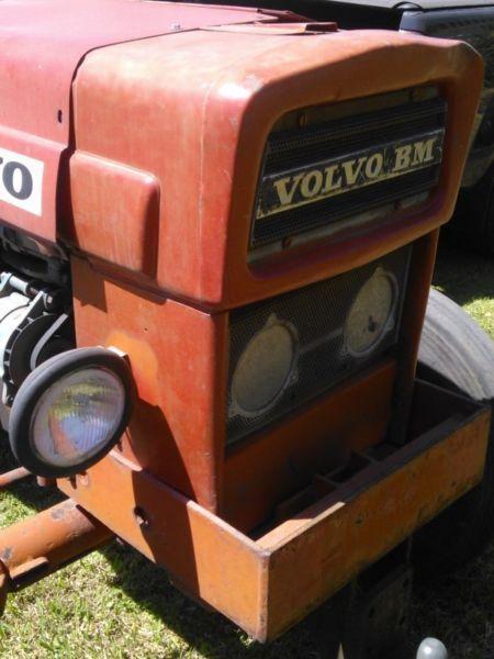 VOLVO BM Diesel tractor