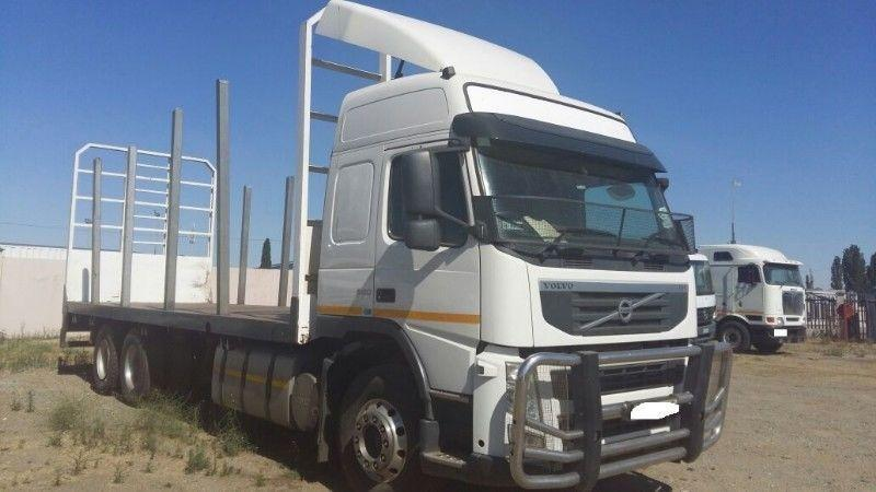 Used Volvo Truck with or without Drawbar Trailer for sale