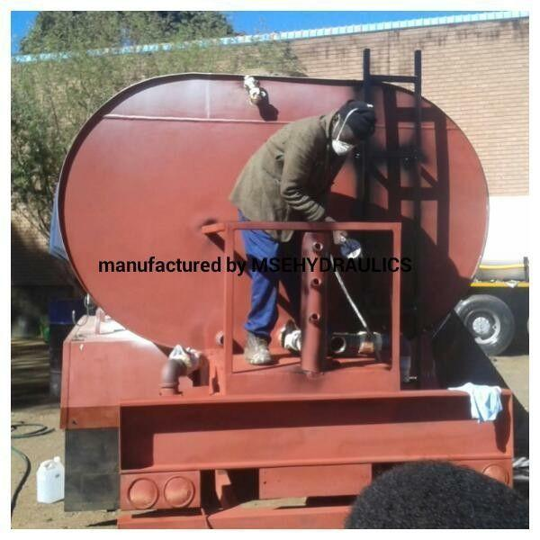 FESTIVE PRICE CUT MEGA SPECIALS MANUFACTURING WATER TANKERS ALL SIZES CALL MSEHYDRAULICS 0815931686