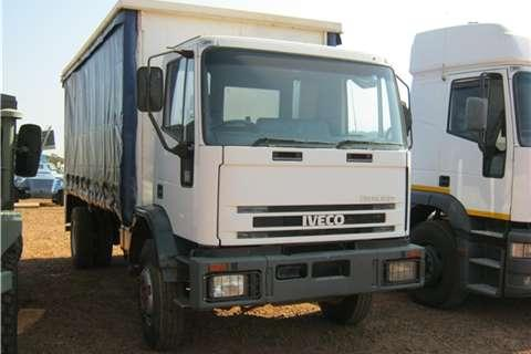 Iveco Other Iveco white Taut Liner Truck 2002 model