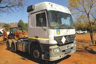 Mercedes Benz 2650 Truck/Tractor