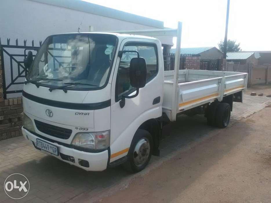 Toyota dyna truck 4093