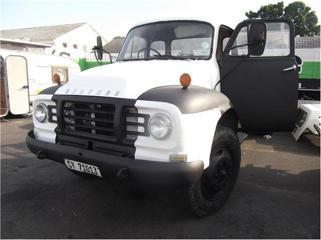 1972 bedford truck