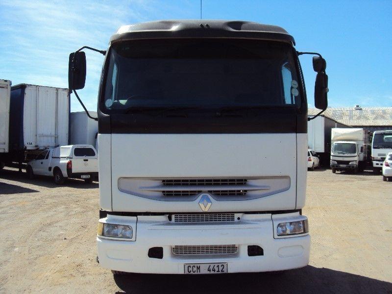 2007 Renault Premium 420 Truck Tractor: