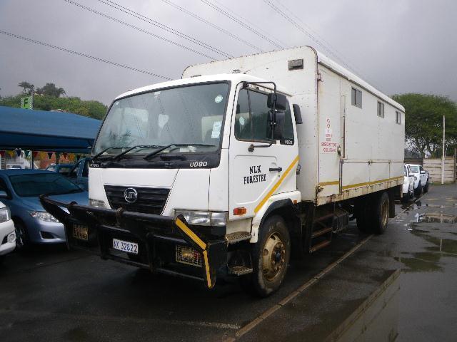 Nissan UD80 staff carrier