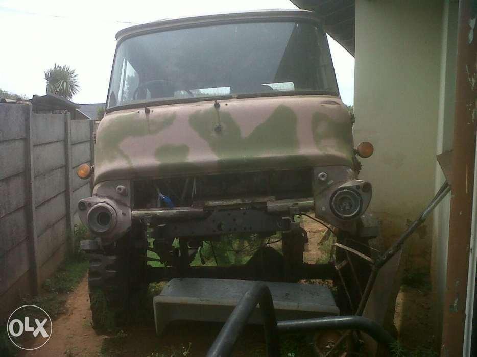 Army bedford truck diffs