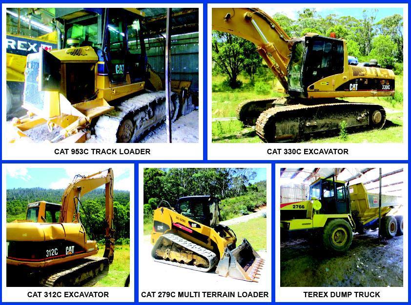 Jcb js 160 excavator