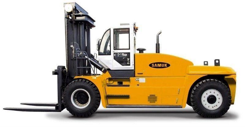 *NEW * 5.0 -10.0 Ton SAMUK Diesel Forklifts