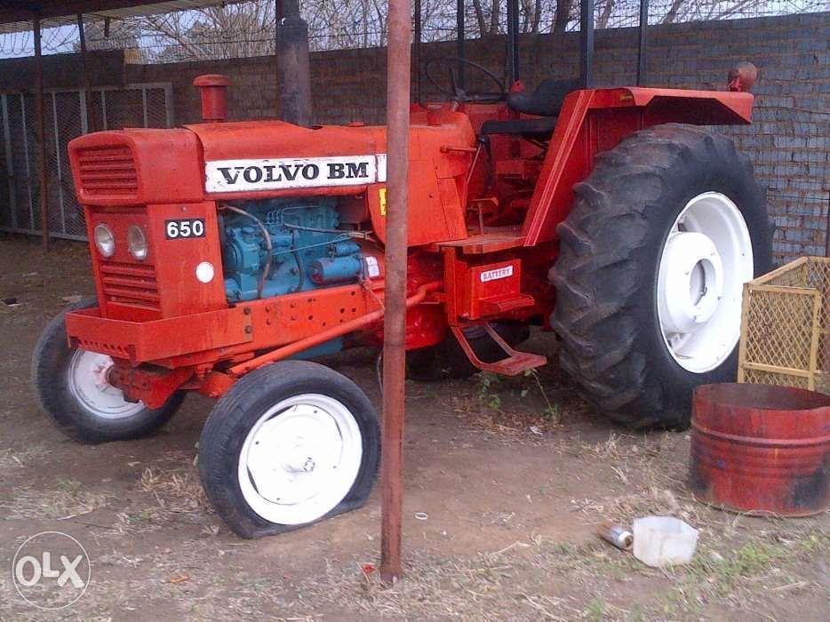 Volvo bm 650 tractor