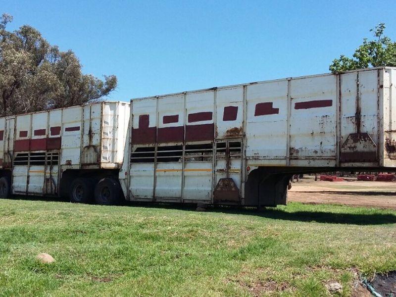 1989 SA truck bodies