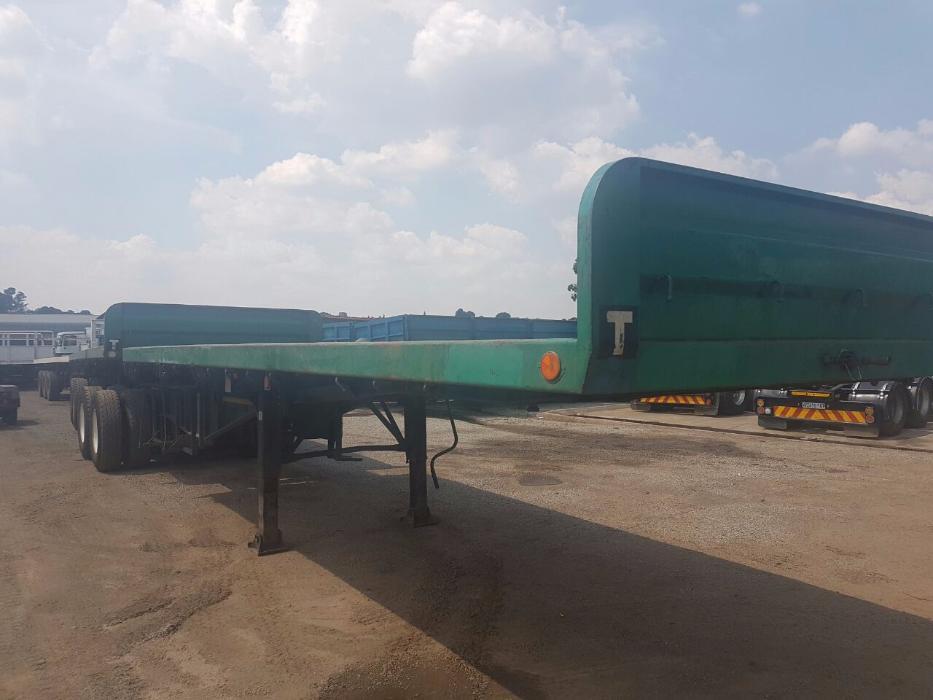 2002 SATB Super Link Flat Deck