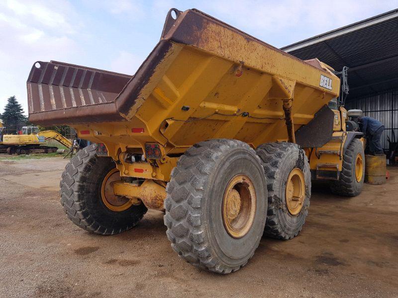 2006 Bell B30D Dump Truck