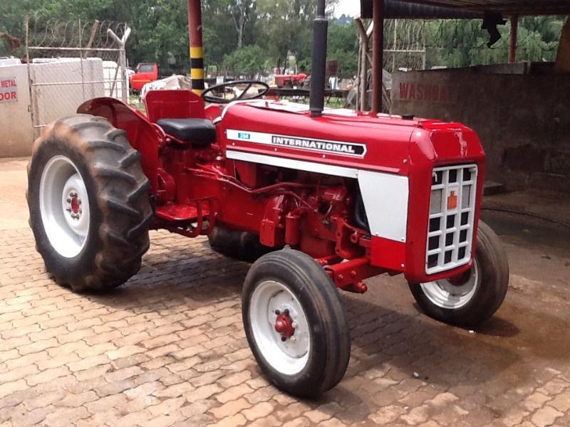 tractor international 354