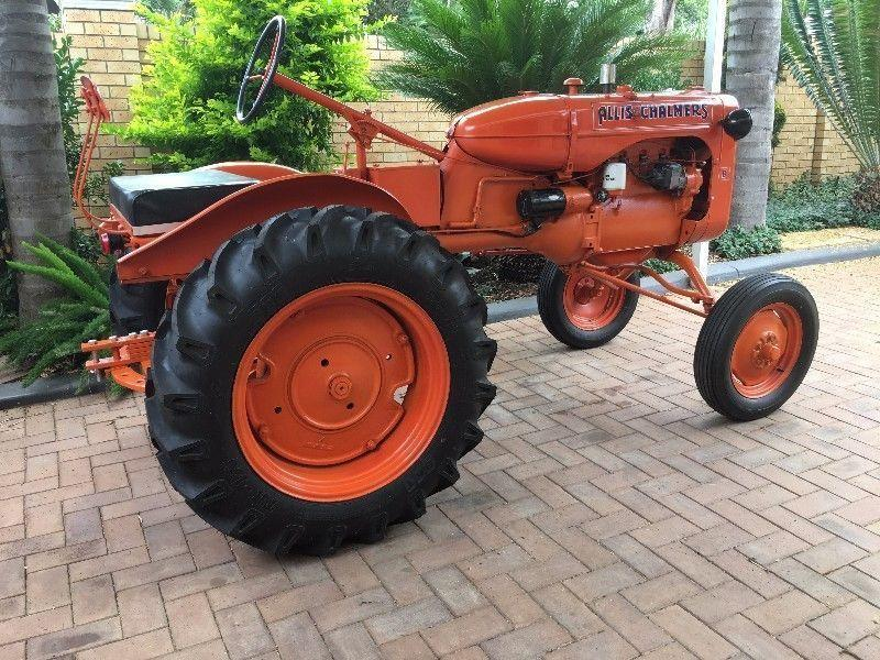 1948 Allis Chalmers Model B Tractor