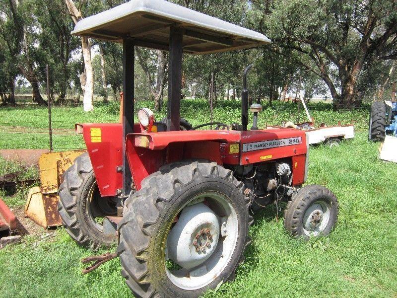 Massy Furgison Tractor 240
