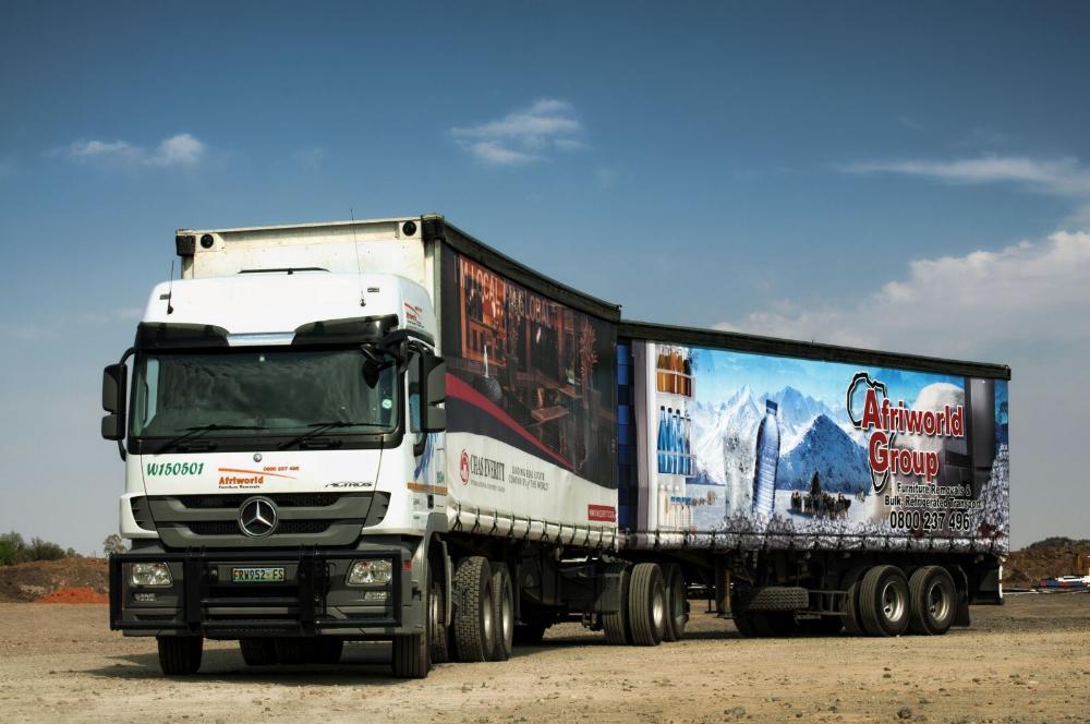 Tautliner SA Truck bodies