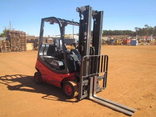 Lifting Equipment Auction - 26 Jan @ 10:30 Nuco Auctioneers