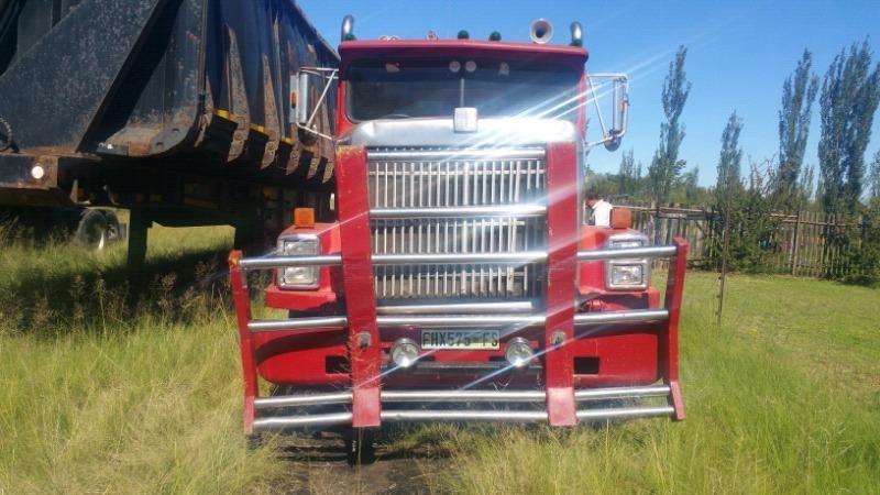 International Breakdown Recovery Truck