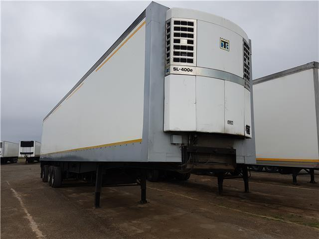 Serco, Busaf and burg Fridge Cooler Trailers for sale