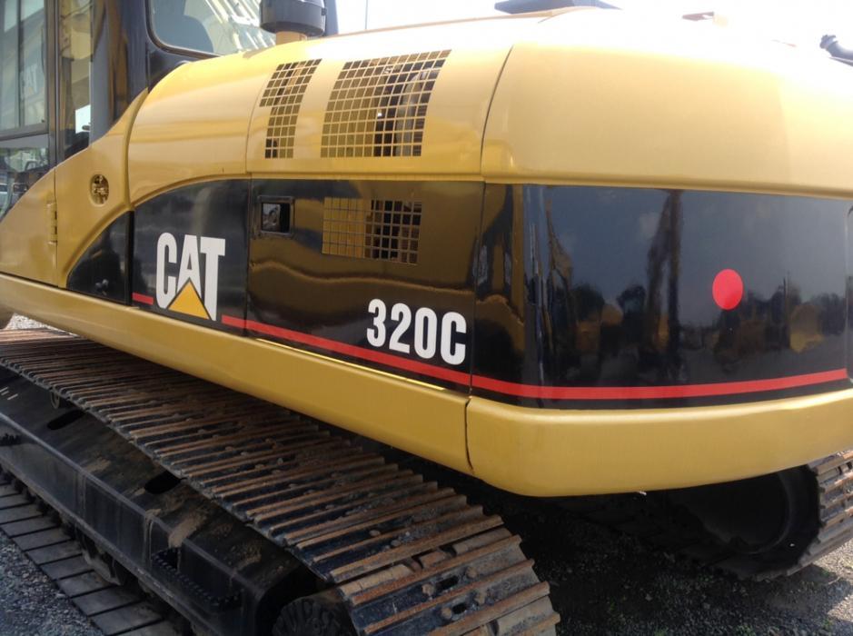 Cat Excavator 320 C