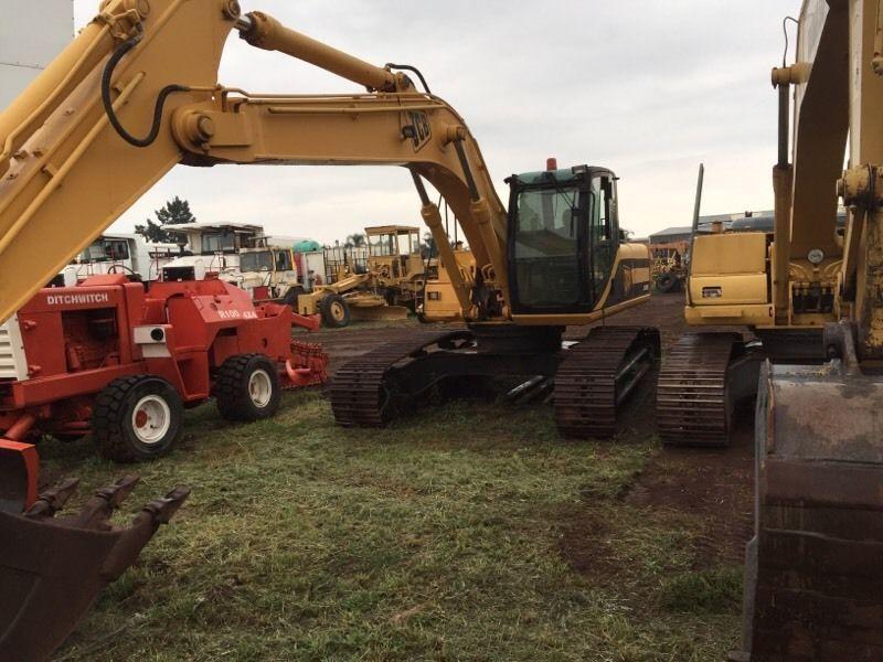 JCB JS240L excavator