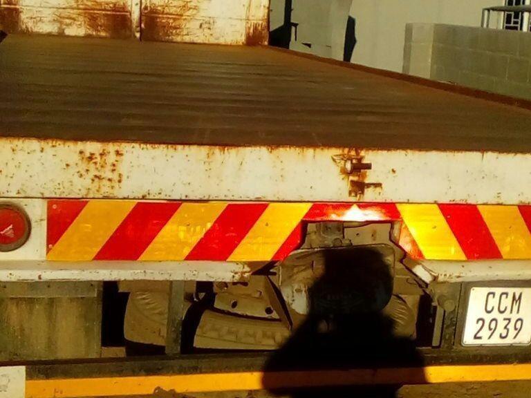 Ford Cargo 1517 8 ton