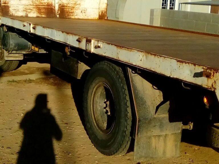 Ford Cargo 1517 8ton