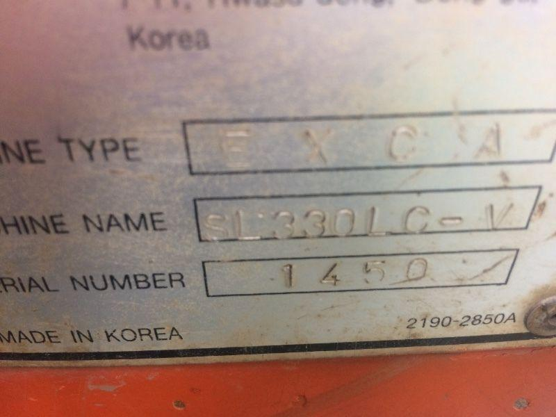 R495 000 , Excavator Doosan