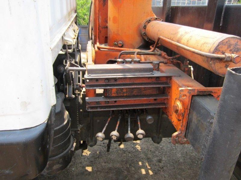 Hino Truck with Crane
