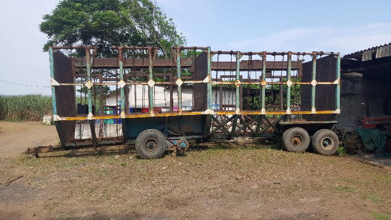 TANDEM CANE TRAILERS