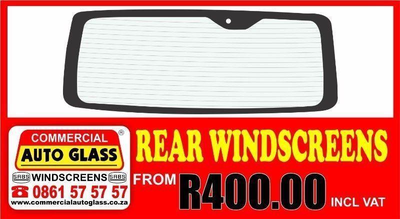 Nissan UD 460/450 (Quan) - Windscreen