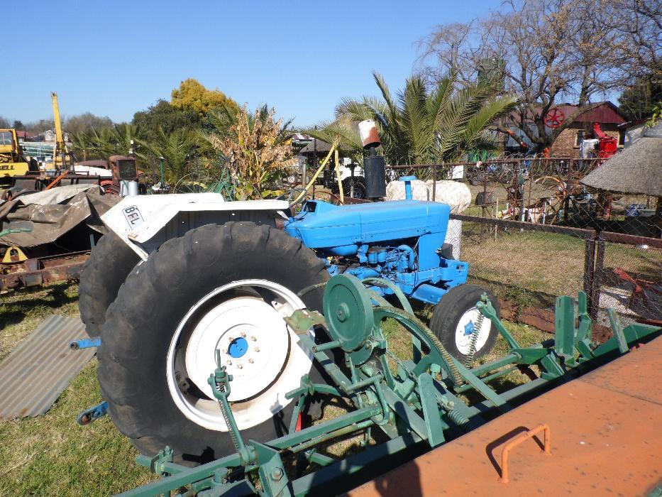 We are selling this Ford 4000 tractor