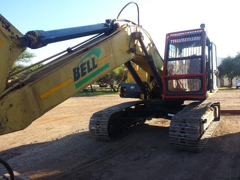 Bell Excavator 20 Ton