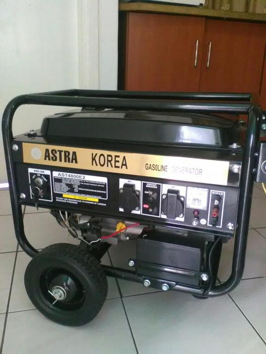 Powerful Astra Korea 3.3Kva Generator