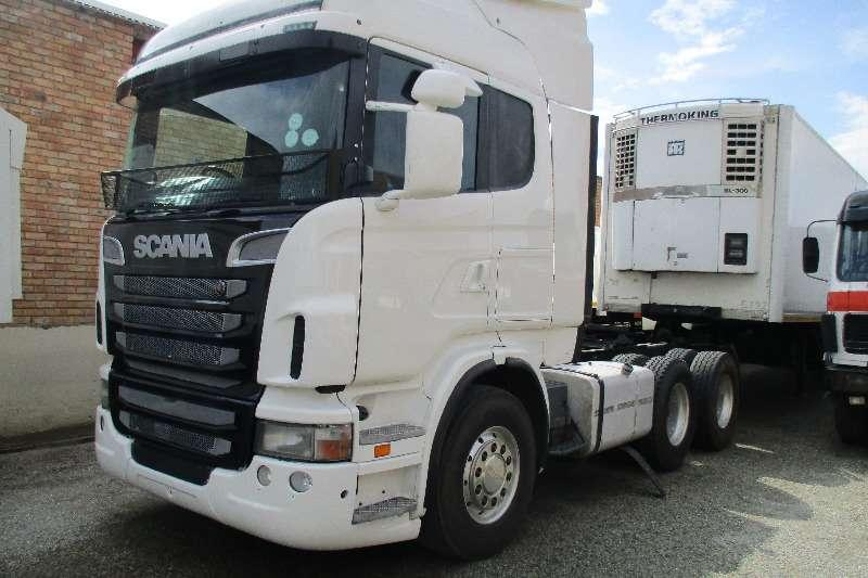 Scania R500 Scania Truck