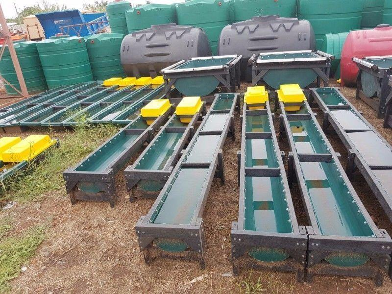 Implements,Water tanks,Trailers