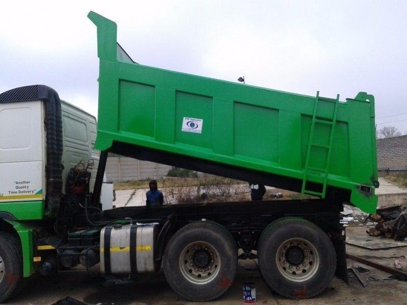 BEST WORK TO OUR VALUED CUSTOMERS ON TIPPER BIN MANUFACTURING