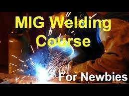 Forklift training and welding school in germison