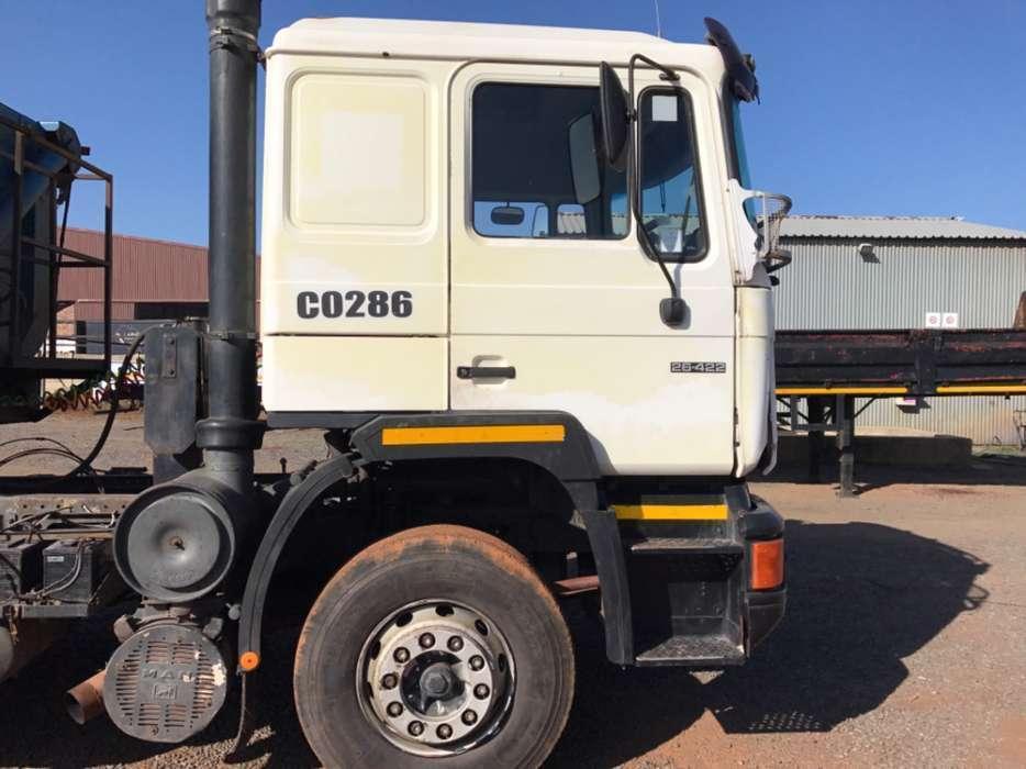 Man Truck Tractor 26-422