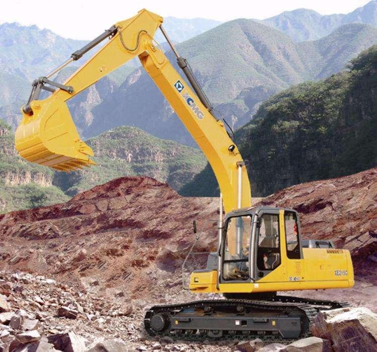 XCMG Excavator specials
