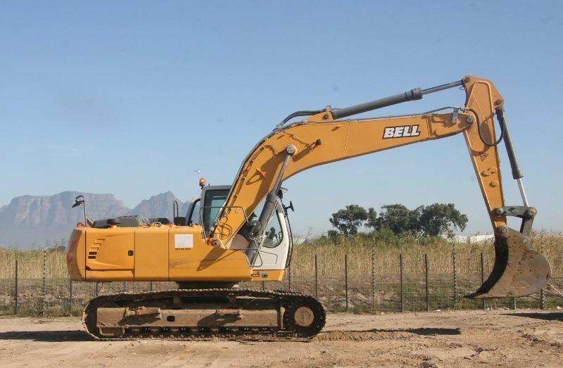 Bell XH230E Excavator