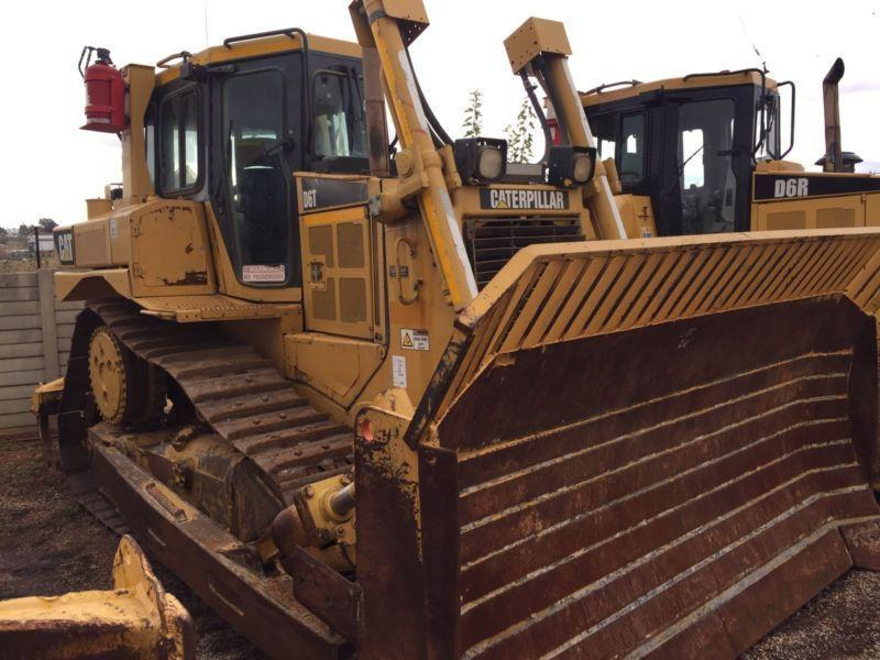 2009 Caterpillar D6T Bulldozer