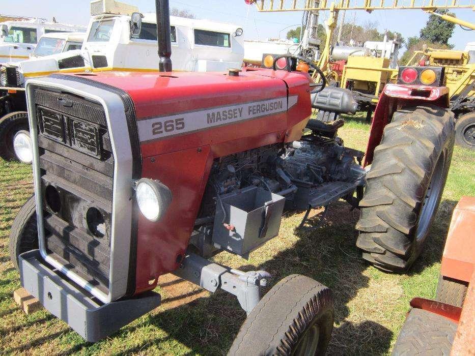 Massy Furgison 265 Tractor