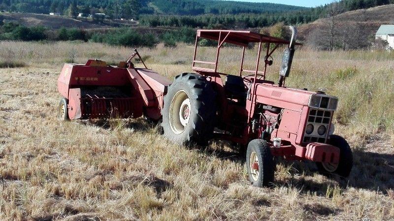 International Harvester 684 Tractor for sale